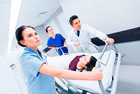 Curso superior en medicina de urgencias
